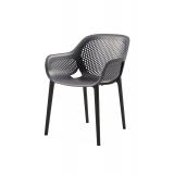 Wedding chair FIORINI white